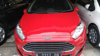 2014 Ford Fiesta 1.5 - SIAP PAKAI!