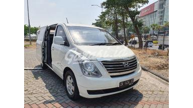 2013 Hyundai H-1 CRDi - Siap Pakai