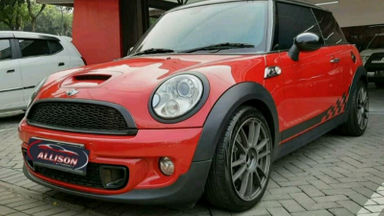 2012 MINI Cooper S TURBO - istimewa bro