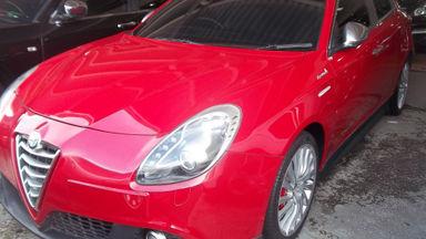 2014 Alfa Romeo Giulietta - Kondisi Istimewa