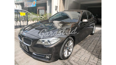 2016 BMW 520i Luxury Line