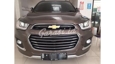 2016 Chevrolet Captiva LTZ