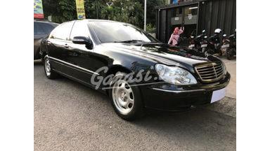 2002 Mercedes Benz S-Class S320 - Low KM Asli Classic Istimewa