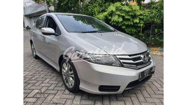 2013 Honda City E