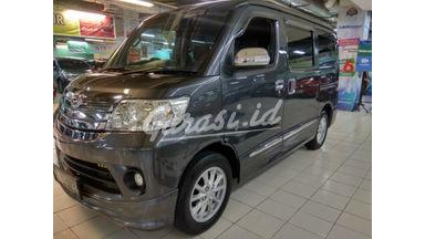 2016 Daihatsu Luxio X