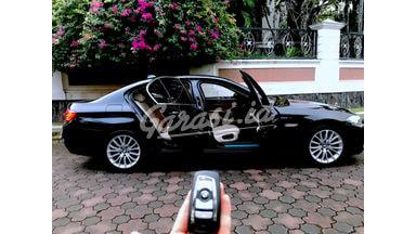 2016 BMW 528i luxury facelift