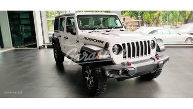 2020 Jeep Wrangler JL Rubicon