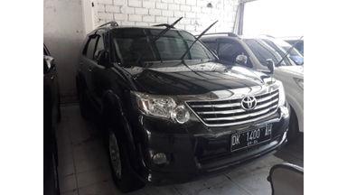 2012 Toyota Fortuner G - Unit Siap Pakai