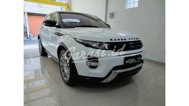 2012 Land Rover Range Rover Evoque Dynamic Luxury