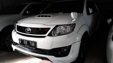 2014 Toyota Fortuner G TRD - Kondisi Ciamik