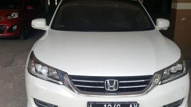 2013 Honda Accord vti-L - honda accord 2.4 vti-L 2013