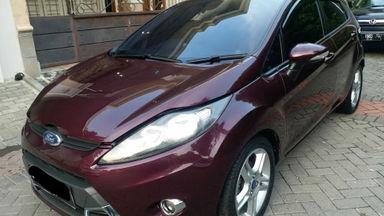 2012 Ford Fiesta Sportium 1.6 - Siap Pakai (s-0)