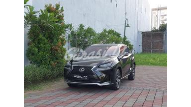 2015 Lexus Nx 200 F sport