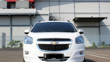 2015 Chevrolet Spin LTZ - PAJAK SUDAH PANJANG MOBIL IRIT & SANGAT NYAMAN