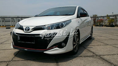 2018 Toyota Yaris S TRD - Mobil Pilihan
