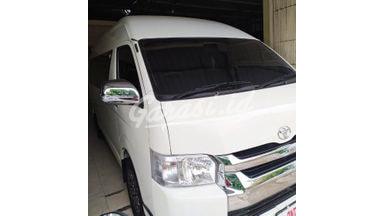 2018 Toyota Hiace LUXURY - Nyaman Terawat