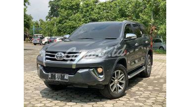 2017 Toyota Fortuner vrz - Siap Pakai