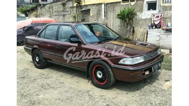 1991 Toyota Corolla SE Twin Cam Limited - Antik Mulus Terawat ISTIMEWA