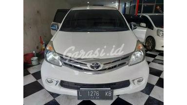 2014 Toyota Avanza L