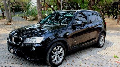 2014 BMW X3 XDRIVE - Unit Bagus Siap Pakai