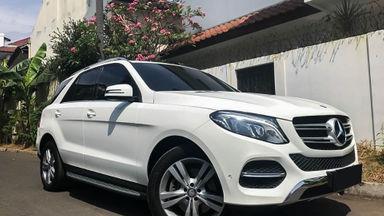 2016 Mercedes Benz GLE 400 Exclusive Line - Mobil Pilihan (s-1)
