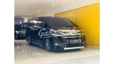 2017 Toyota Vellfire G Limited
