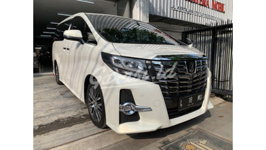 2015 Toyota Alphard SC - Bekas Berkualitas