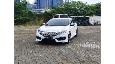 2018 Honda Civic Turbo