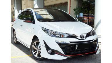2018 Toyota Yaris TRD