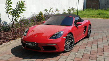 2017 Porsche Boxster 718 - Good Contition Like New Mulus Siap Pakai