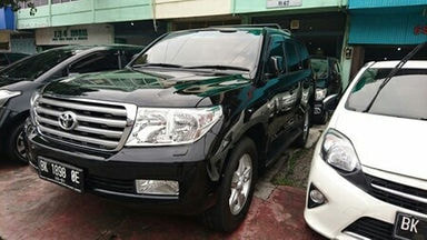 2011 Toyota Land Cruiser SAHARA - Good Condition