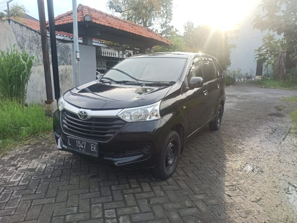 2016 Toyota Avanza E