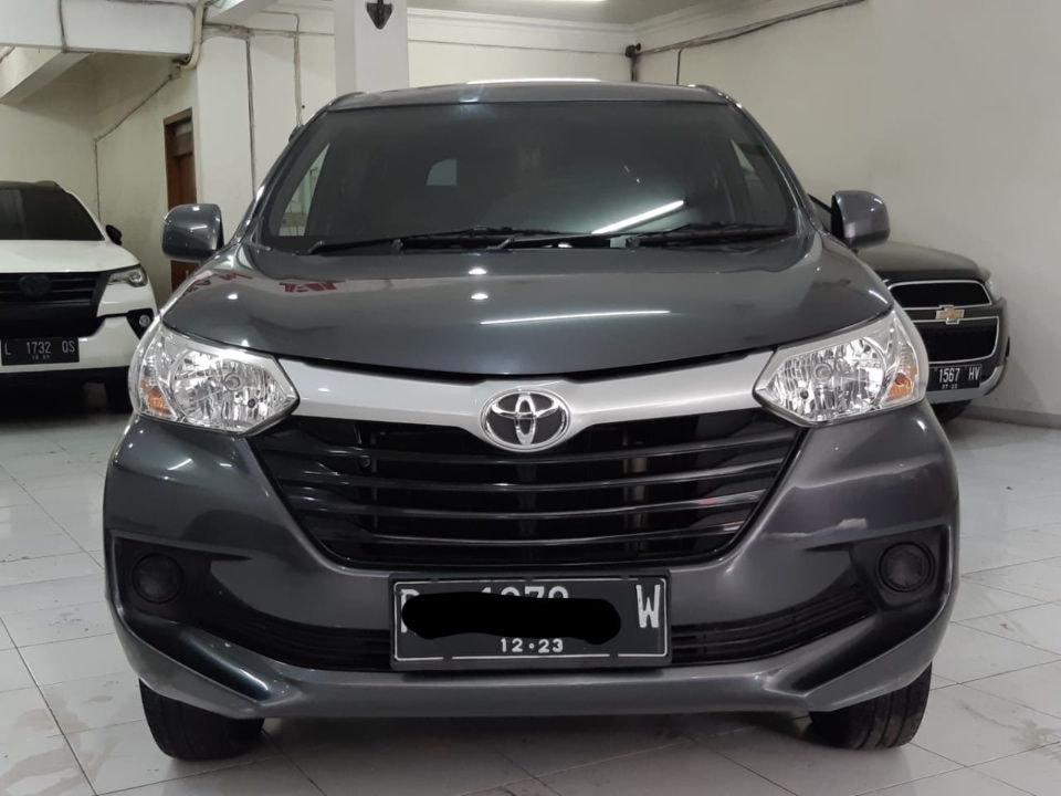 2018 Toyota Avanza E