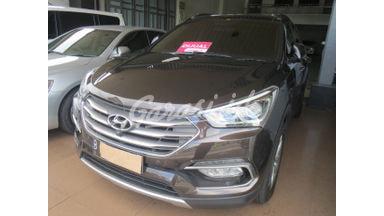 2016 Hyundai Santa Fe limited - Sangat Istimewa