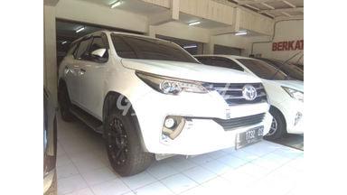 2016 Toyota Fortuner VRZ - Surat Lengkap