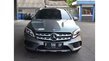 2017 Mercedes Benz GLA 200 AMG - UNIT TERAWAT, SIAP PAKAI