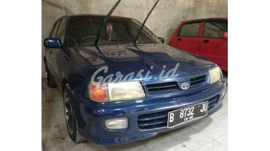 1996 Toyota Starlet . - Terawat Siap Pakai