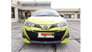 2018 Toyota Yaris TRD Sportivo - Siap Pakai