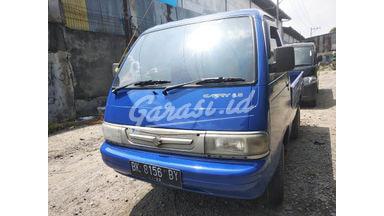 2006 Suzuki Carry Pick Up mt - Unit Siap Pakai