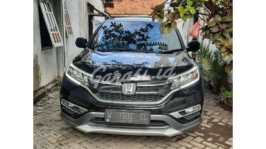 2017 Honda CR-V 2.0