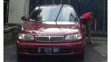 1999 Toyota Corolla SEG - Dijual Cepat