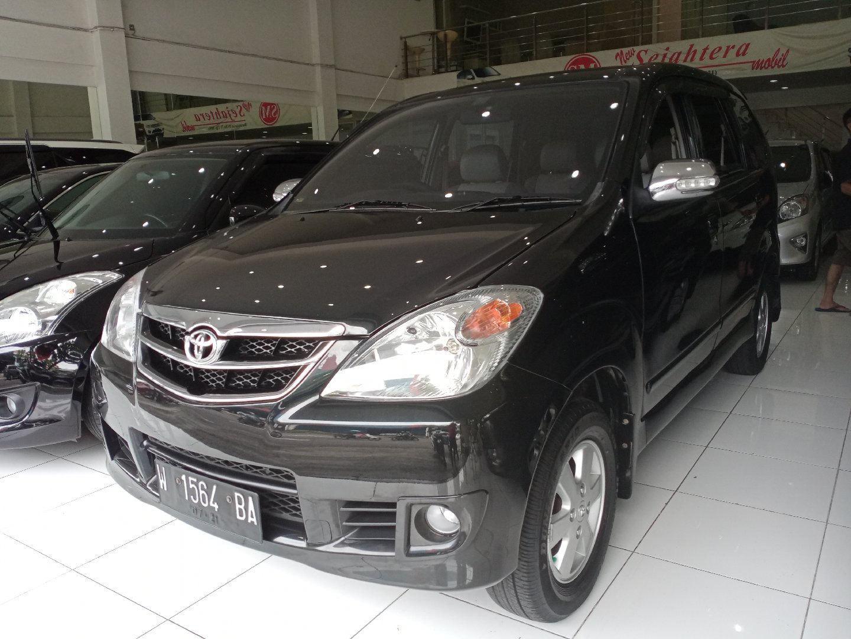 2011 Toyota Avanza G