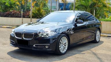 2016 BMW 528i Luxury