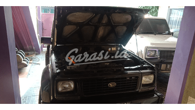 1997 Daihatsu Rocky jeep 4x4 - Bisa Nego
