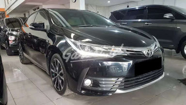 2017 Toyota Corolla Altis V
