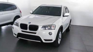 2013 BMW X3 2.0i - Mobil Pilihan