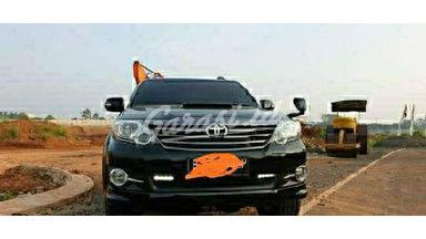 2014 Toyota Fortuner G VNT 4x4 - Tangguh Super Istimewa