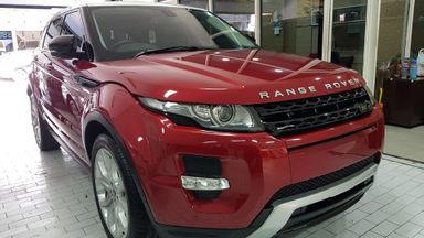 2013 Land Rover Range Rover Evoque Dynamic Luxury L - Kondisi Ciamik