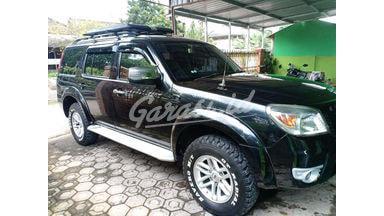 2011 Ford Everest XLT - Mulus Siap Pakai