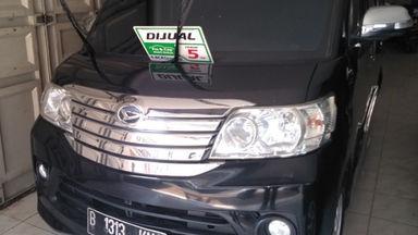 2014 Daihatsu Luxio x - Barang Cakep